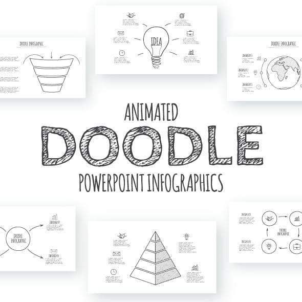 Doodle Animated Infographics Presentations